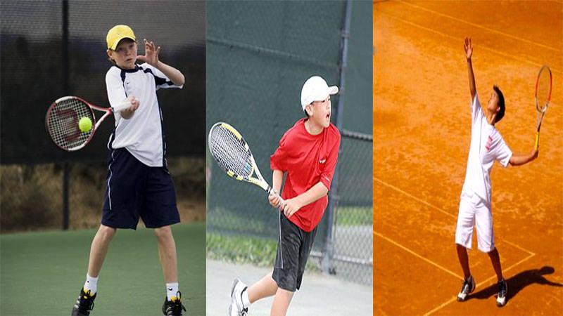 Men's Tennis Signs Three to NLI - University of Richmond