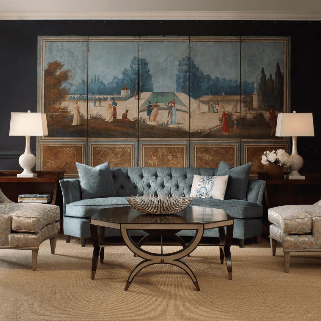 custom made sofa living room