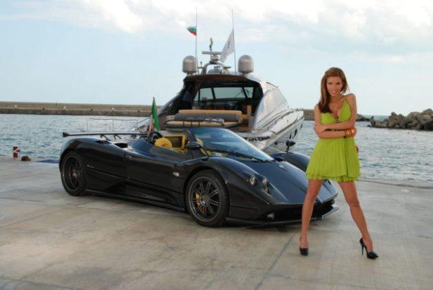 yacht-sportscar-girl