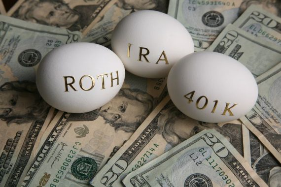 how to invest retirement accounts eggs