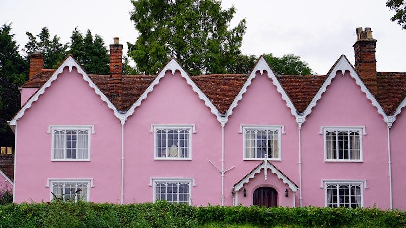 appreciation pink house real estate
