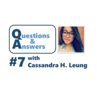 Q&A with Cassandra H. Leung