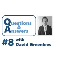 Q&A with David Greenlees