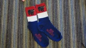 Souvenir socks!