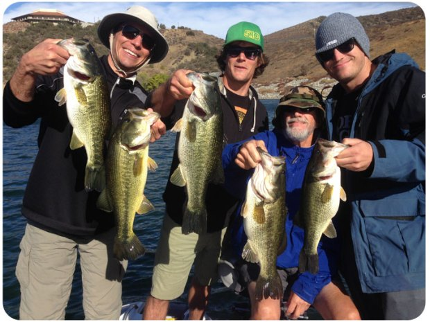 Tauber Fishing Trip Information Group Trip