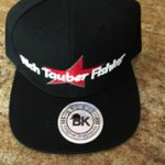 Rich Tauber Fishing Hat Black
