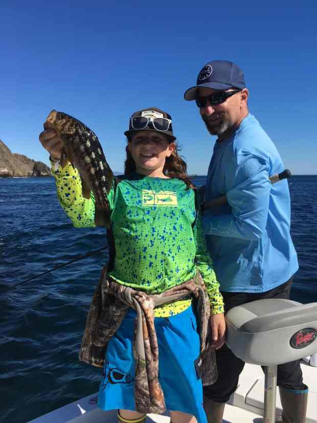 Saltwater Fishing Charter Report 10/22/2017