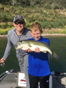 Lake Casitas Fishing Guide 06/15/2018