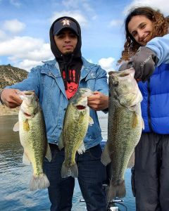 Southern California Bass Fishing Guide's Report 03/08/2020