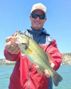 Southern California Bass Fishing Guide's Report 05/22/2020
