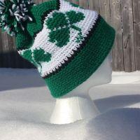 Shamrock Toque (Hat!) - A Free Crochet Pattern