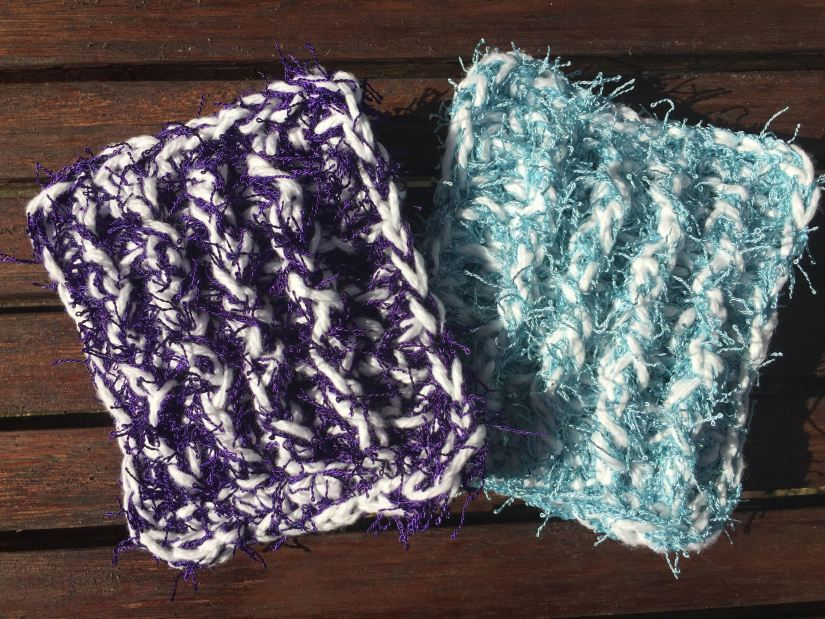 Spring Cleaning Day Four One Tough Scrubby A Free Crochet Pattern