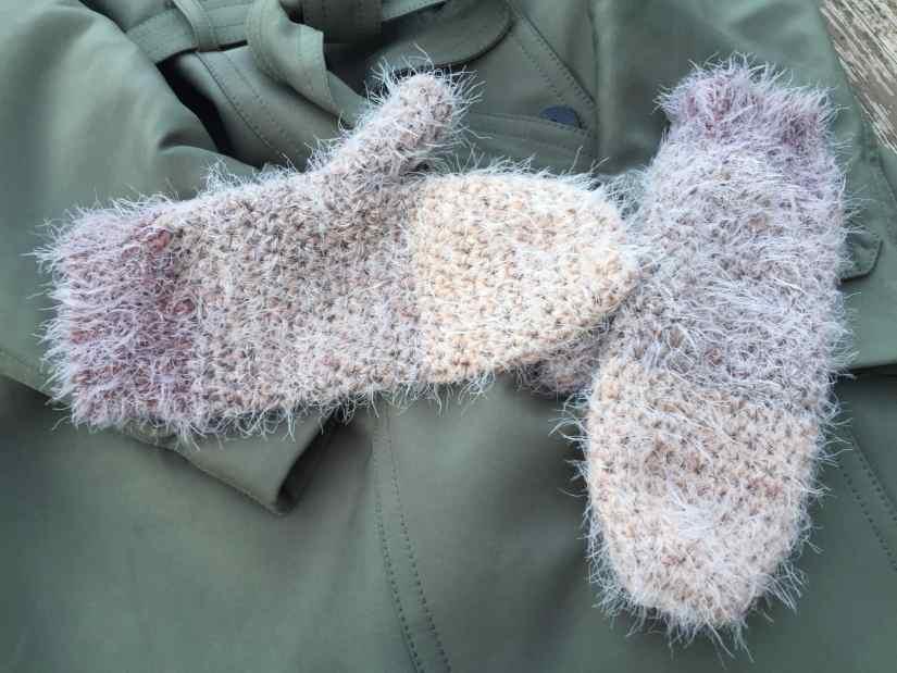 Easy Crochet Mittens Free Crochet Pattern Rich Textures Crochet