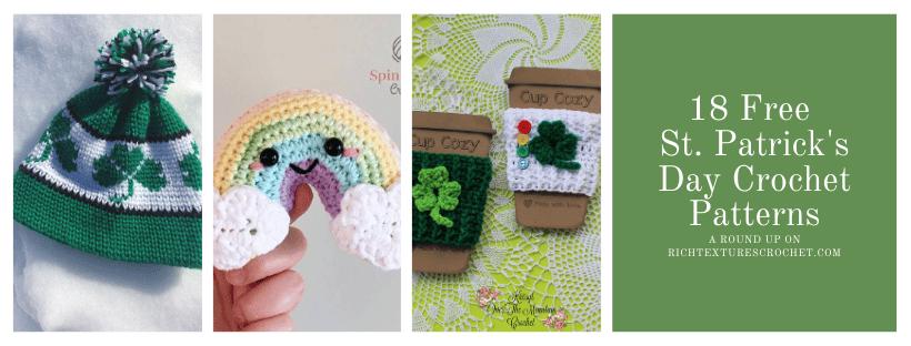 St. Patrick's Day Crochet Patterns