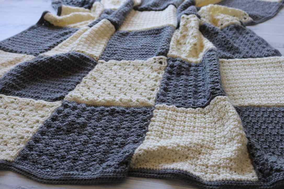 Crochet Blanket Pattern1