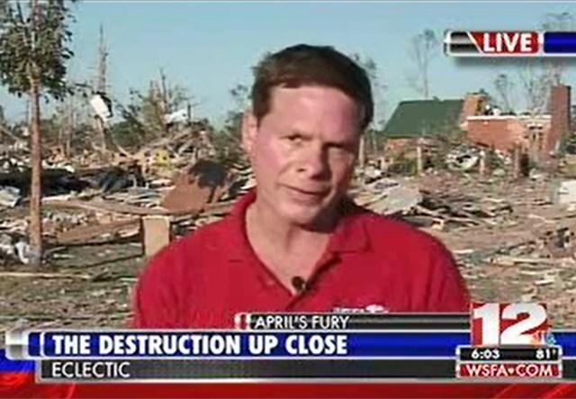 Remembering The Super Tornado Outbreak – April 27, 2011