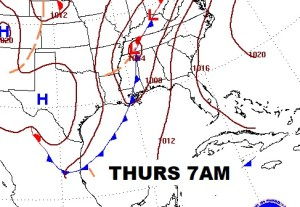 Warm End to October – Important Front Later This Week –MONDAY Video