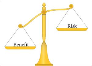 benefits outweigh risks