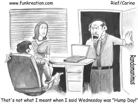 hump day comic