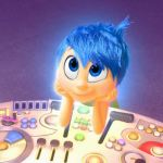 joy: inside out and other places