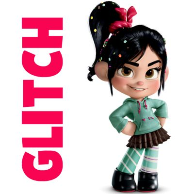 vanellope-(glitch)-from-wreck-it-ralph-vocabulario-en-inglés