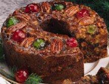 fruitcake king cake