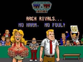 arch rivals no harm no foul