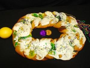 lemon king cake