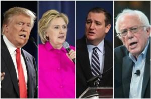 candidates iowa caucus 2016
