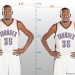 kevin durant stretched the truth