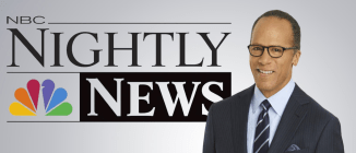 lester holt from nbc nightly news