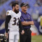 eric weddle fits in with the ravens
