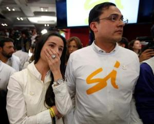 colombian voters stunned by the results of the referendum for peace with farc