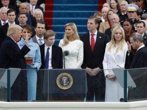 trump's inauguration