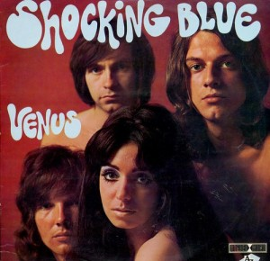 cover art for venus by shocking blue