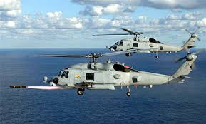 seahawk helicopters