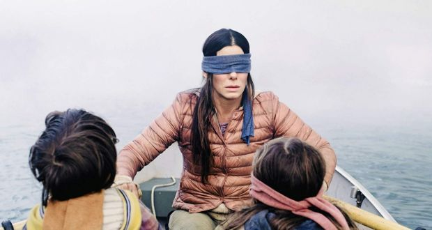 bird box: present perfect & cool vocabulary