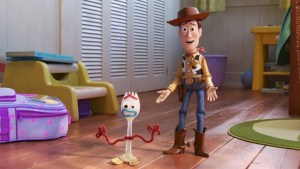 forky & woody