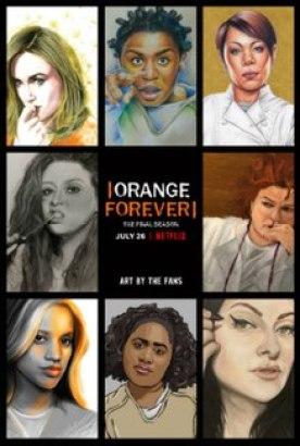 orange is the new black season 7 poster