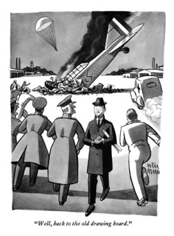 1941-comic-of-an-engineer-walking-away-from-a-plane-crash-text-reads-well-back-to-the-drawing-board-vocabulario-en-inglés
