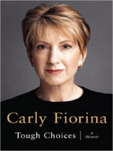 carly fiorina tough choices