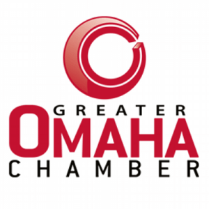 """greater omaha chamber says, """"thank u, peyton."""""""