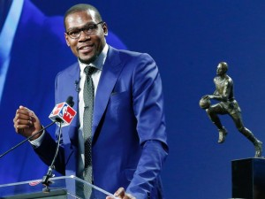 kevin durant acceptance speech