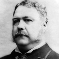 chester a. arthur, 21st president of the united states