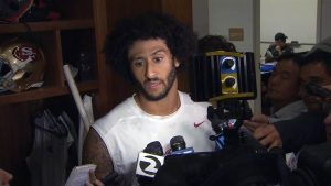 kaepernick defends his protest