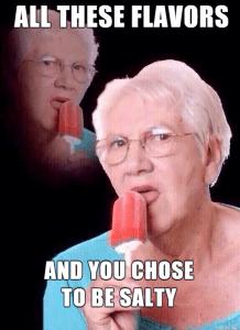 salty meme
