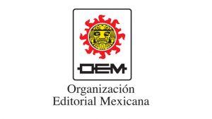 organizacion editorial mexicana logo