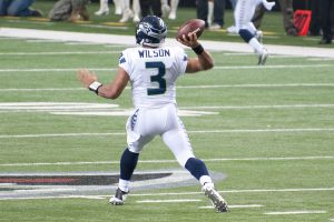 russell wilson passing
