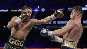 canelo dodges a ggg punch