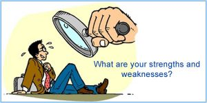 image of strengths and weaknesses
